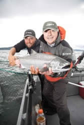 guided bouy 10 fishing trip
