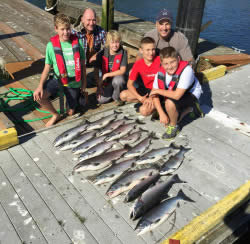 Buoy 10 Fishing Charter Service