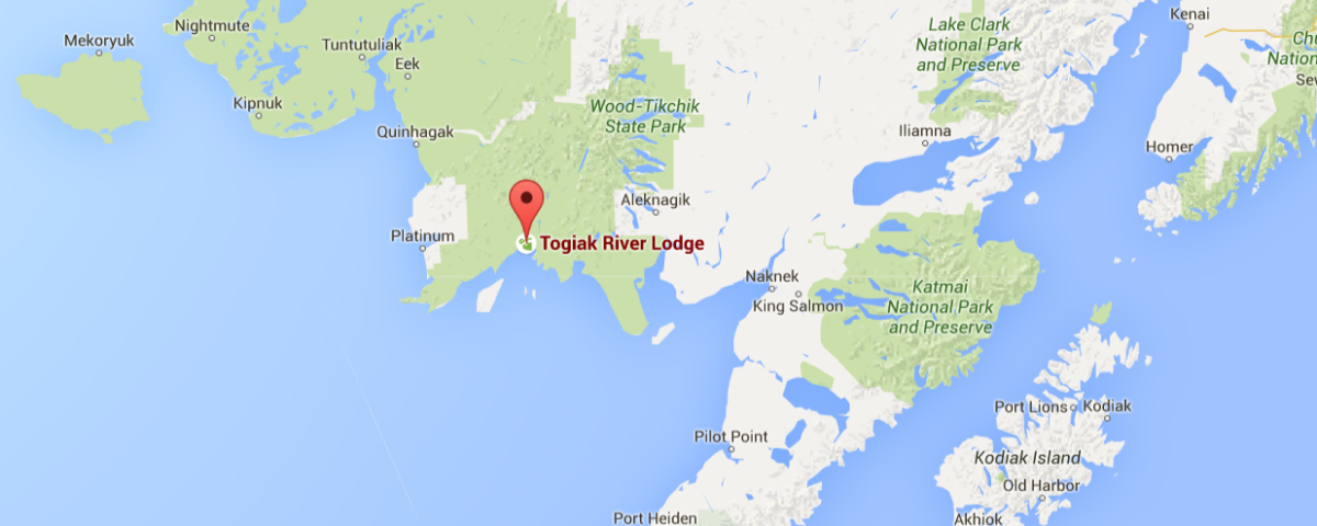 alaska fishing guide Togiak River